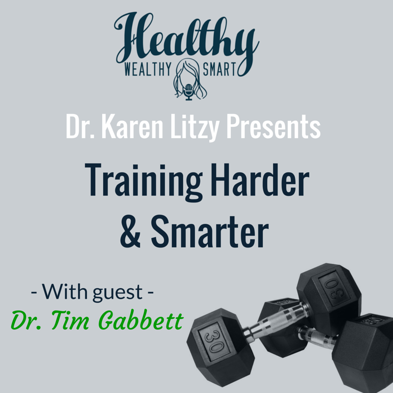 215: Training Harder & Smarter w/ Dr. Tim Gabbett