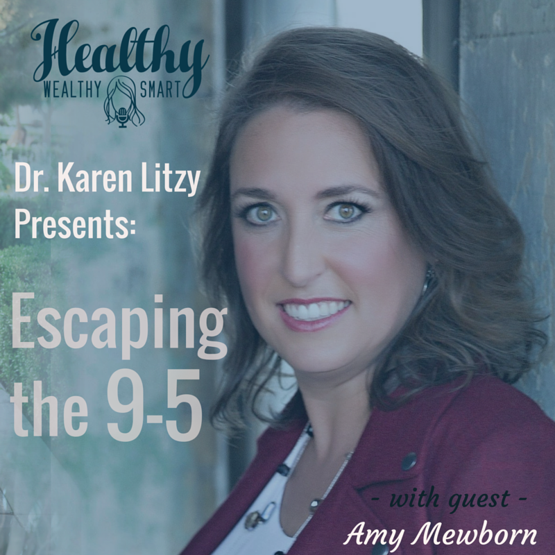 222: Amy Mewborn: Escaping the 9 to 5