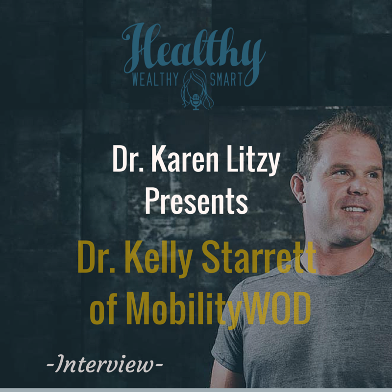 223: Dr. Kelly Starrett: Movement, Pain Science  Non-profits.
