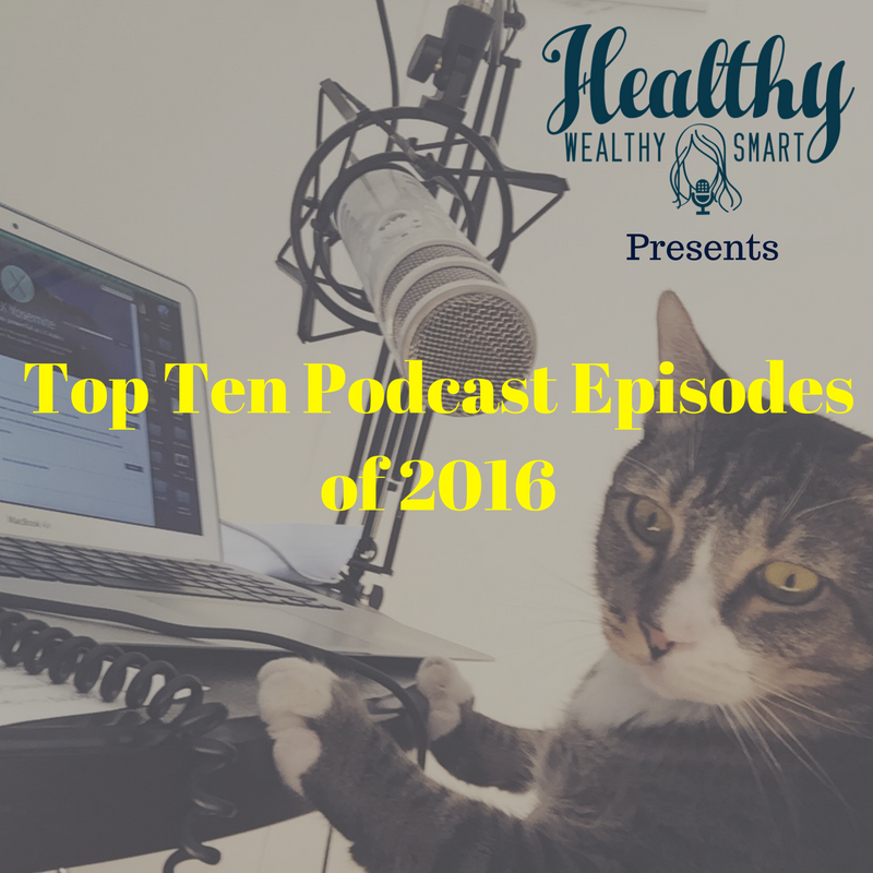 Top 10 Podcast Episodes of 2016!!! 🎉💃👏