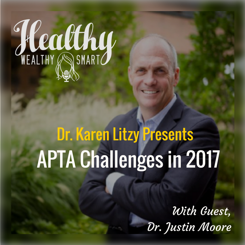 259: Dr. Justin Moore: APTA Challenges in 2017