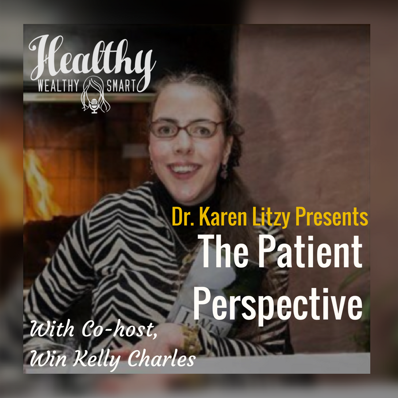 267: Win Kelly Charles: The Patient Perspective