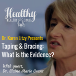 280: Dr. Marie-Elaine Grant: Taping and Bracing