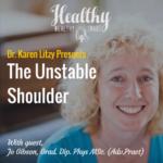 286: Jo Gibson, PT: The Unstable Shoulder
