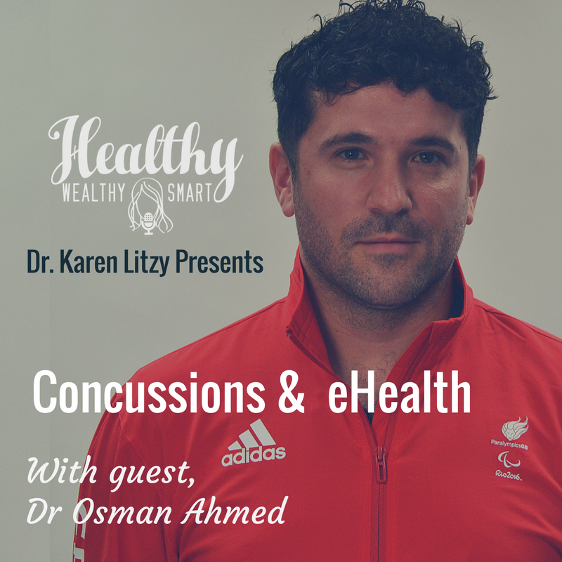 295: Dr. Osman Ahmed: Concussion and eHealth
