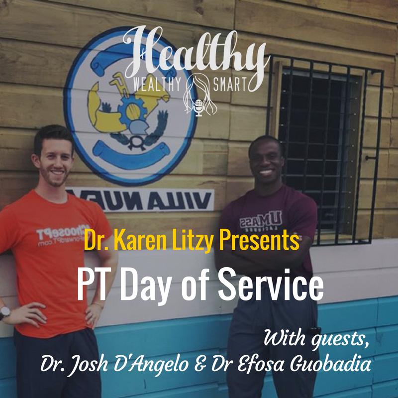 299: PT Day of Service: Drs. Efosa Guobadia & Josh D'Angelo