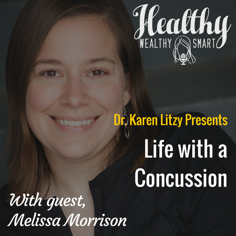 309: Melissa Morrison: Living with a Concussion