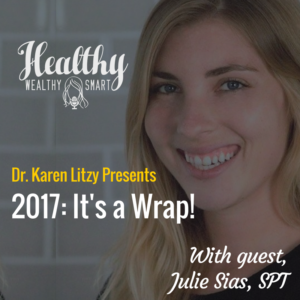 314: Julie Sias, SPT: End of the Year Wrap Up