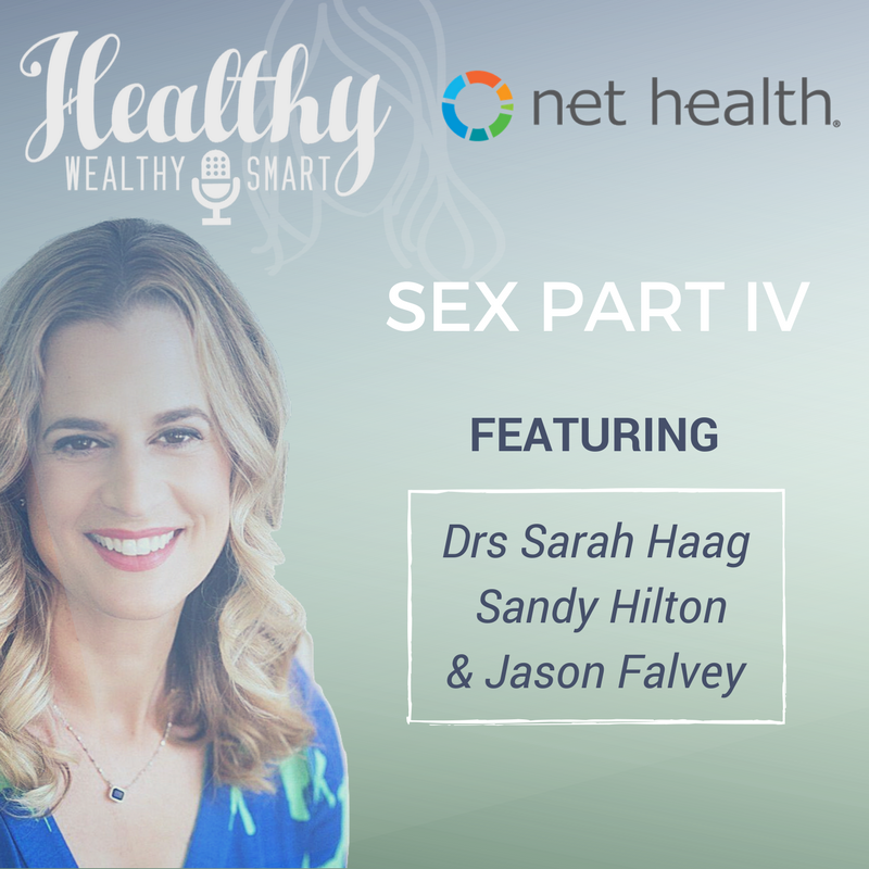 325: Sex Part 4: Drs. Sandy Hilton, Sarah Haag, Jason Falvey