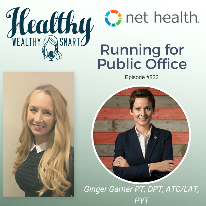 333: Dr. Ginger Garner: Running for Public Office