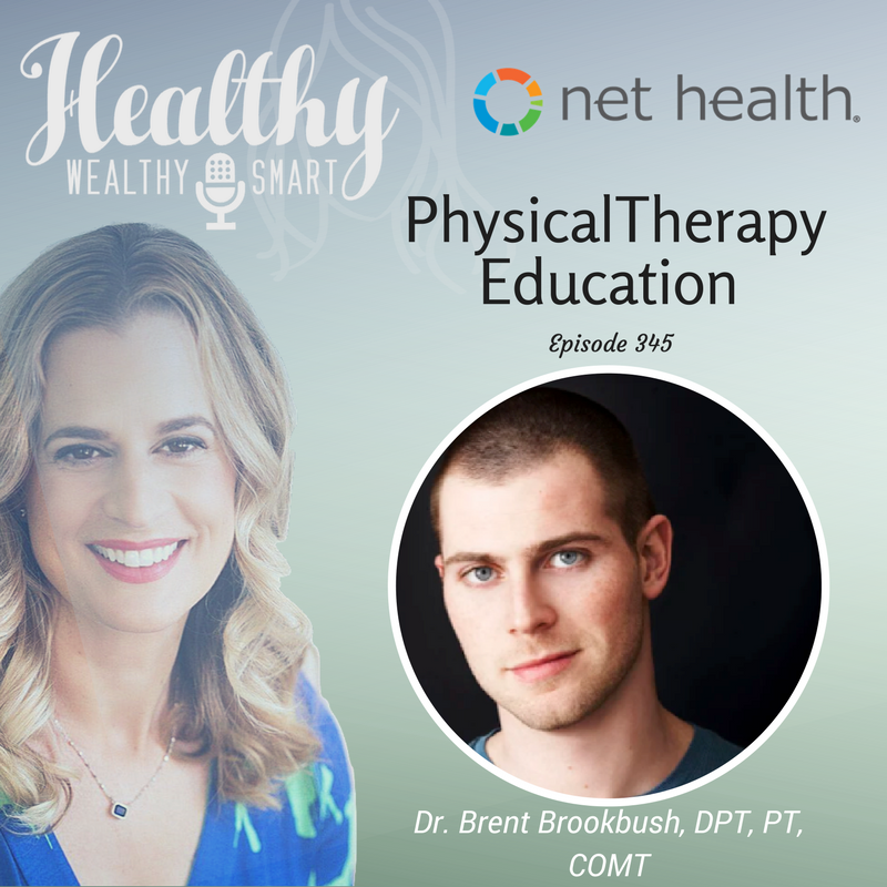 345: Dr. Brent Brookbush, DPT: Education in Physical Therapy
