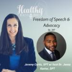 357: Jeremy Curtis, SPT: Freedom of Speech & Advocacy
