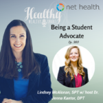 360: Lindsey McAlonan, SPT: Being a Student Advocate