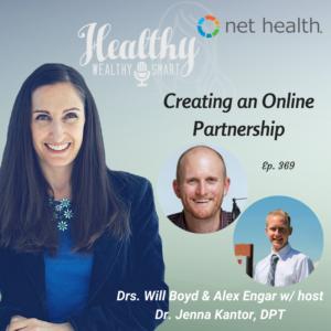 369: Drs. Will Boyd & Alex Engar: Creating an Online Partnership
