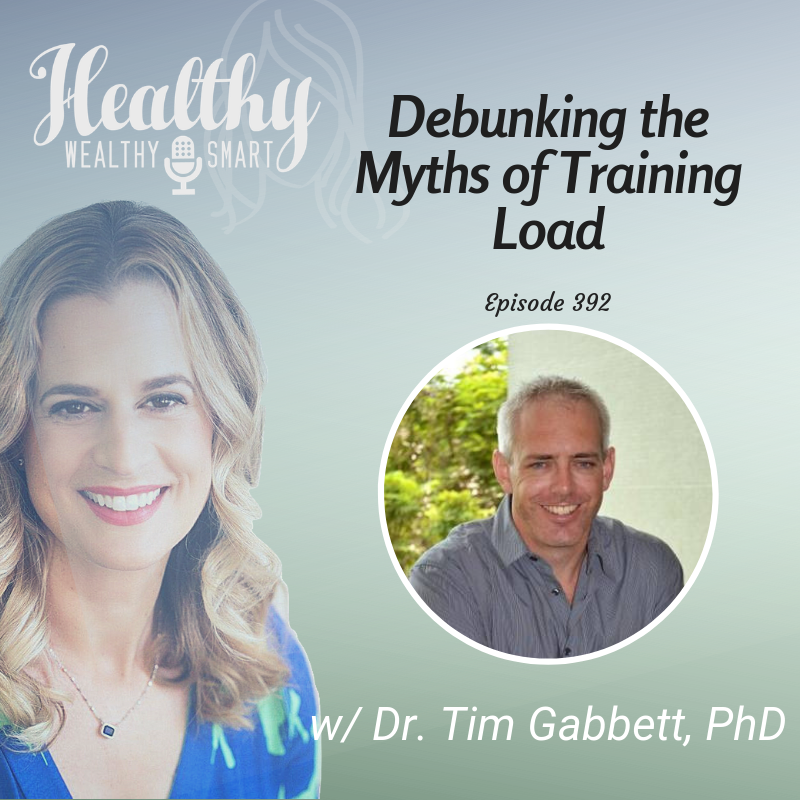 392: Dr. Tim Gabbett: Debunking the Myths of Training Load