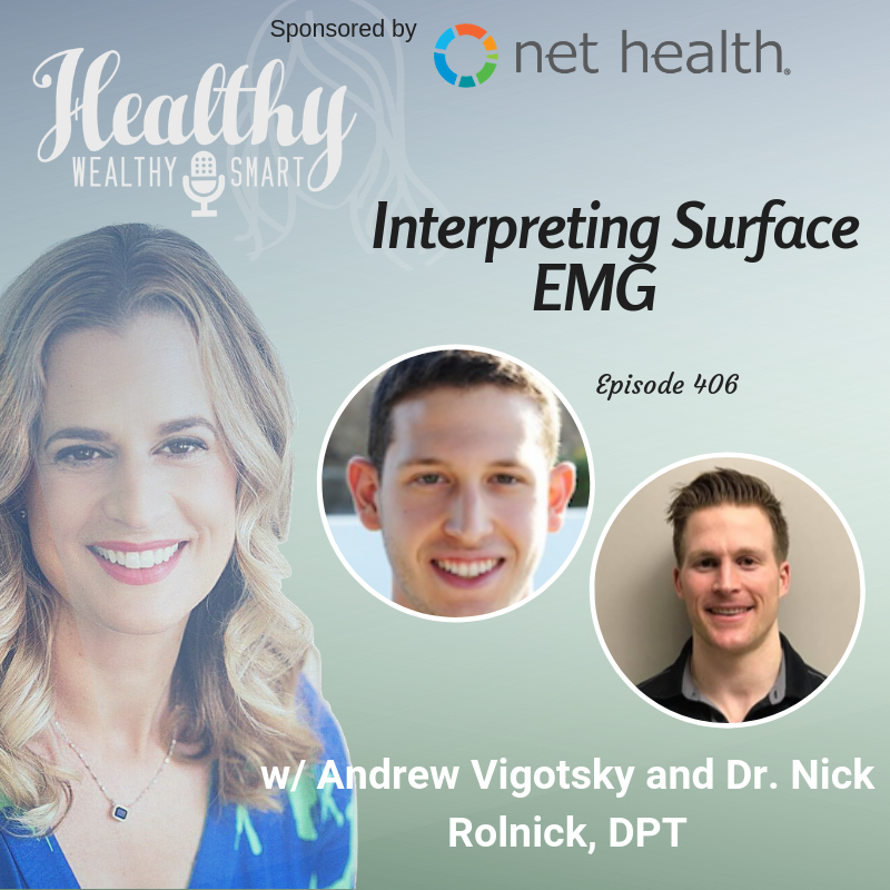 406: Andrew Vigotsky & Dr. Nicholas Rolnick: Interpreting Surface EMG