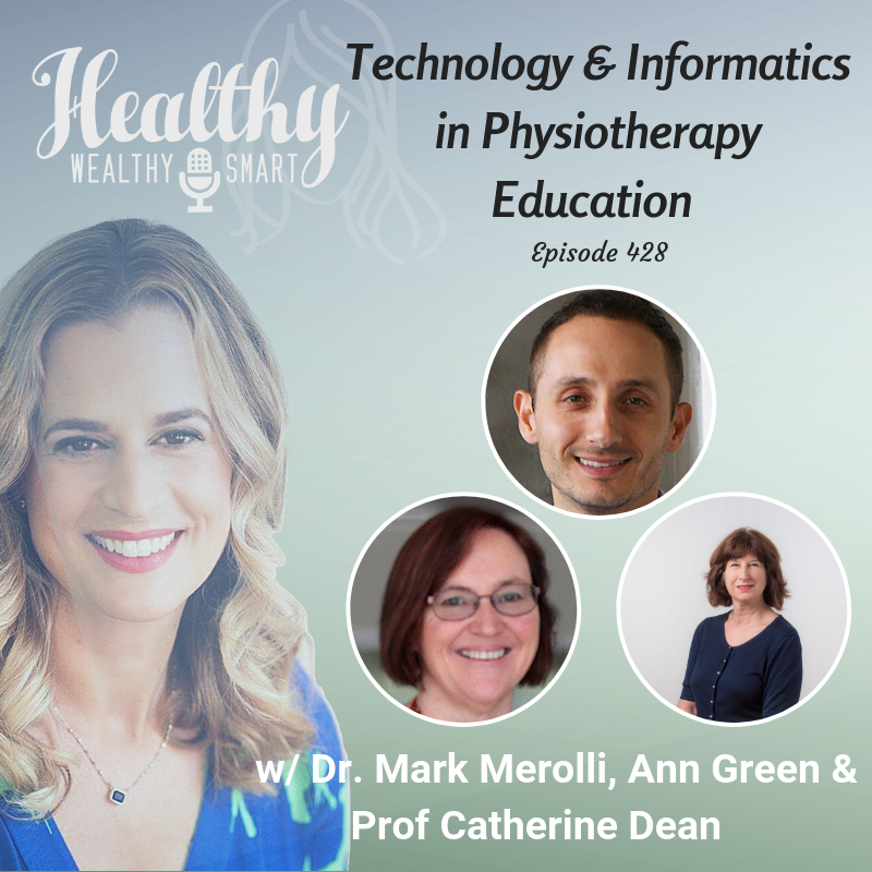 428: Technology and Informatics in Physiotherapy Education