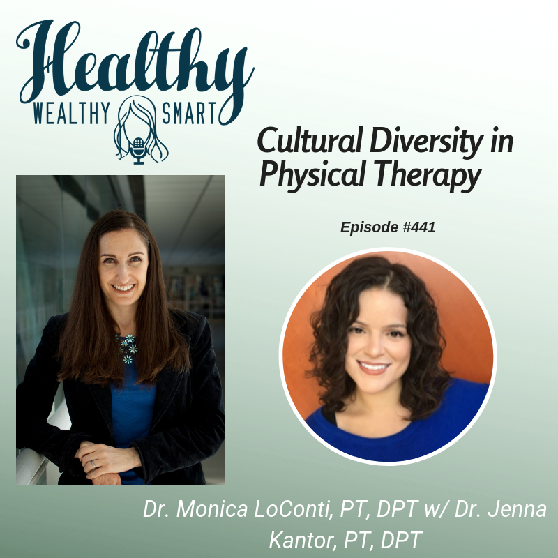 441: Dr. Monica LoConti: Cultural Diversity in PT