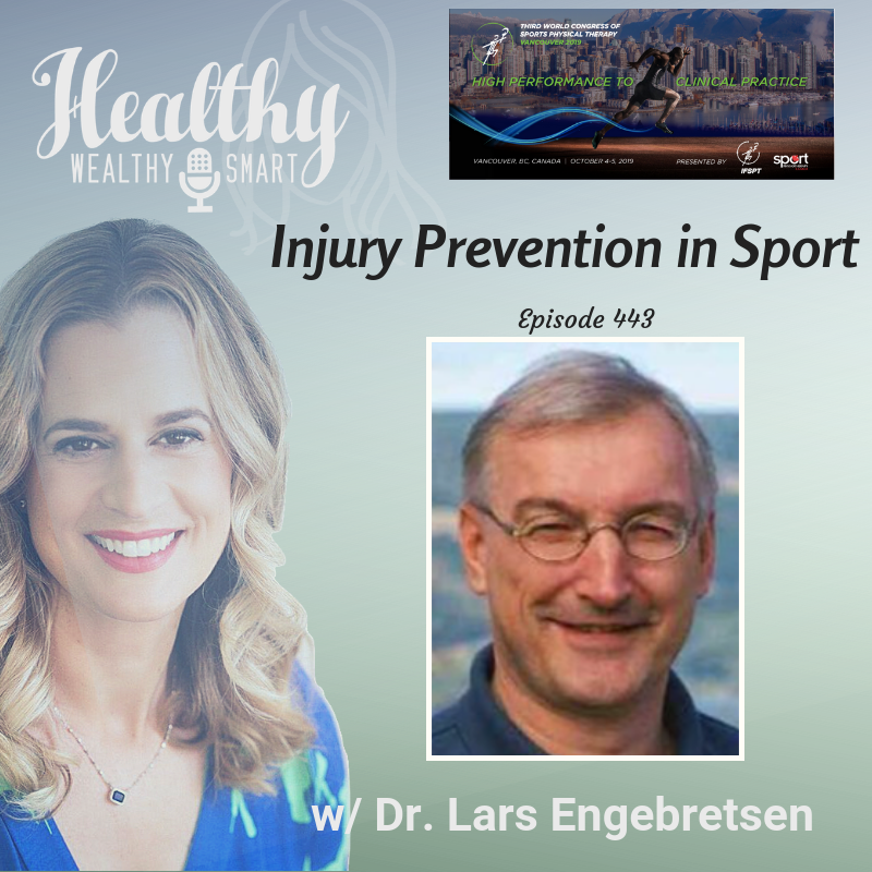 443: Dr. Lars Engebretsen: Injury Prevention in Sport