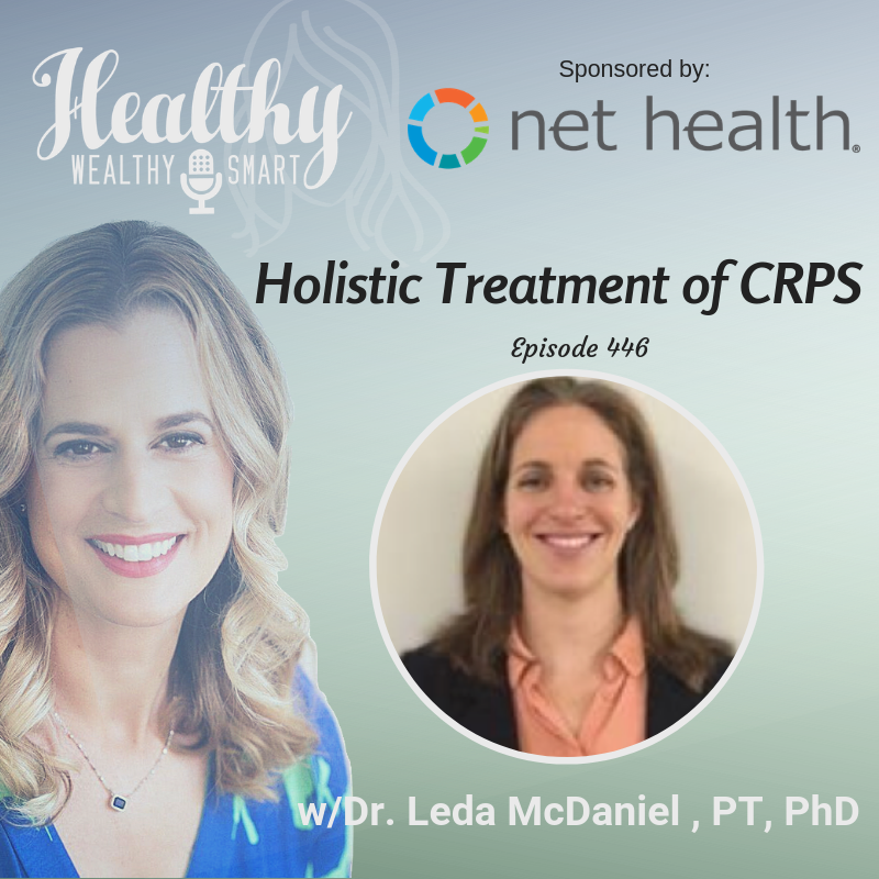 446: Dr. Leda McDaniel: Holistic Approach to CRPS