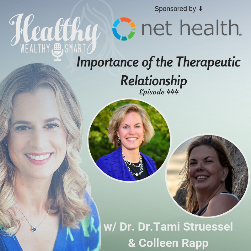 444: The Importance of the Therapeutic Relationship