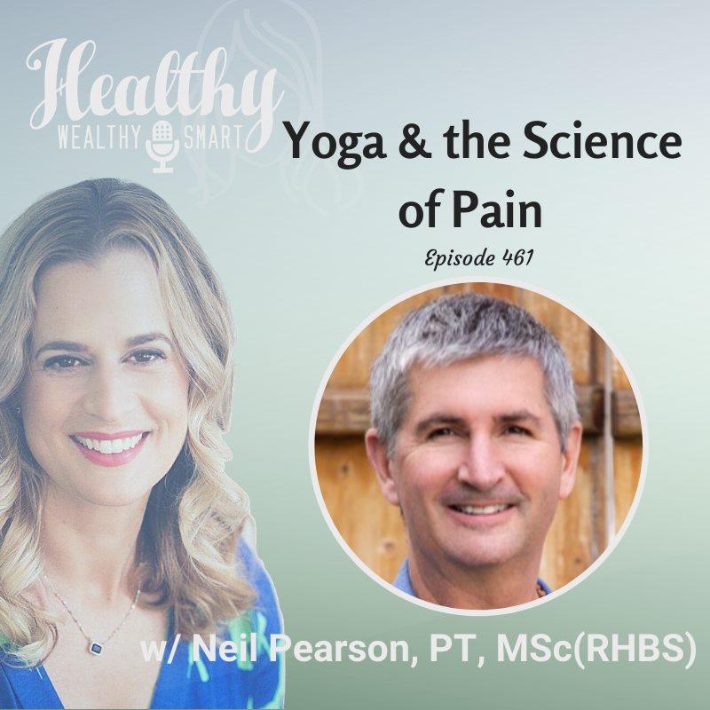 461: Neil Pearson: Yoga & the Science of Pain