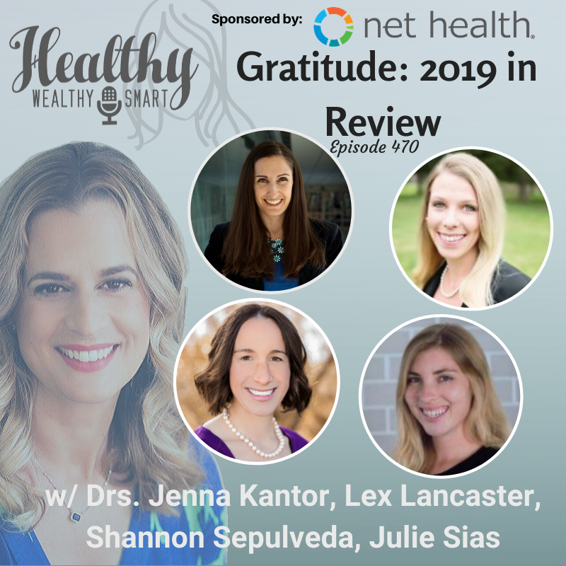 470: Gratitude: 2019 in Review