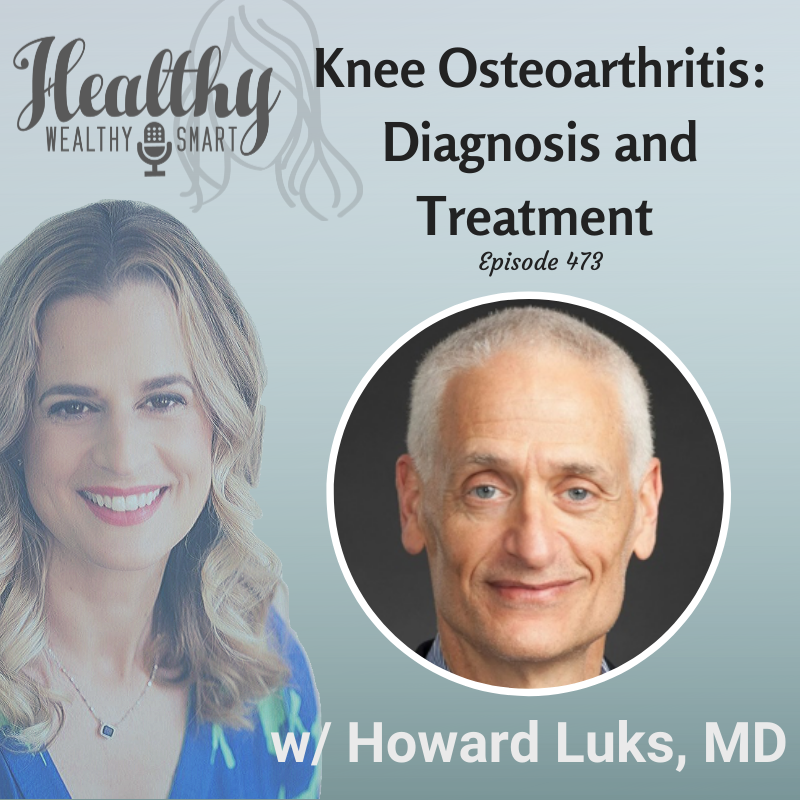473: Dr. Howard Luks, Knee Osteoarthritis