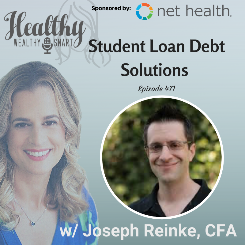 471: Joseph Reinke: Student Loan Debt Solutions