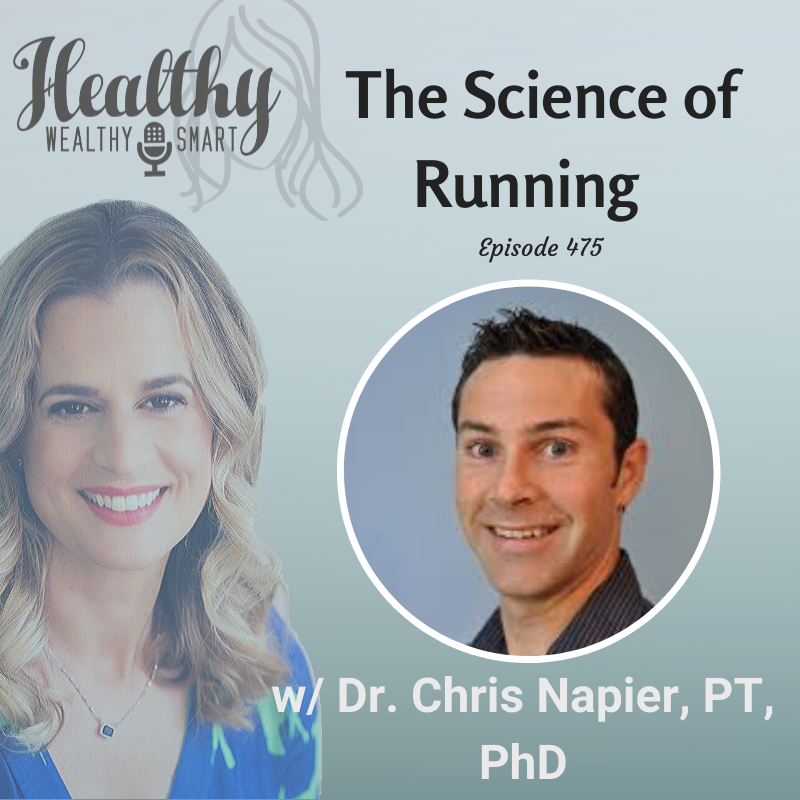 475: Dr. Chris Napier: The Science of Running