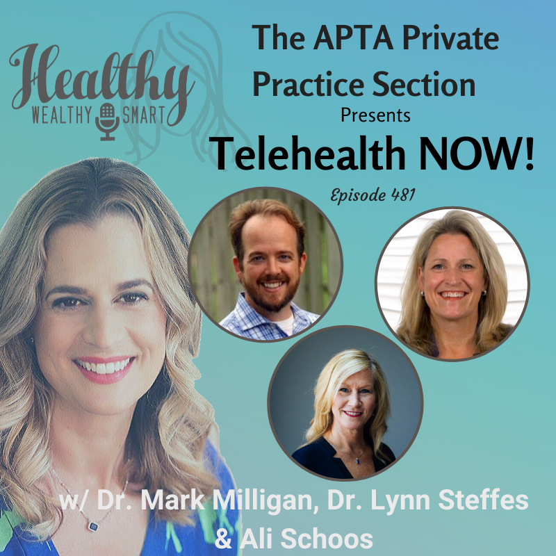 481: Telehealth Now from the Private Practice Section