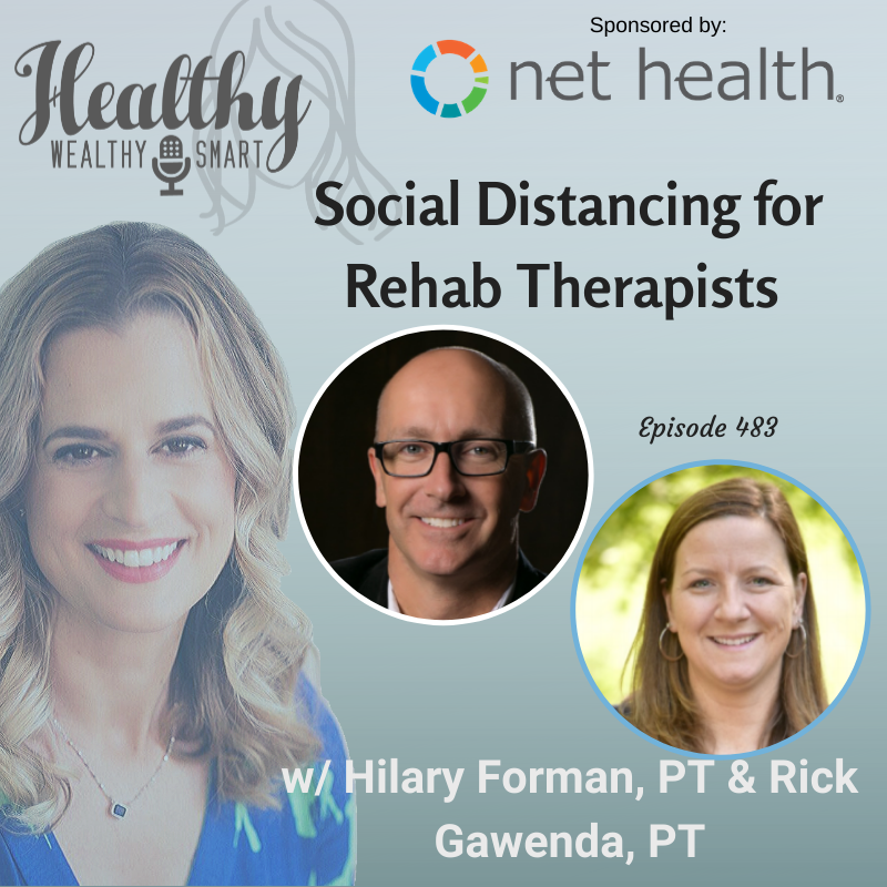 483: Social Distancing for Rehab Therapists