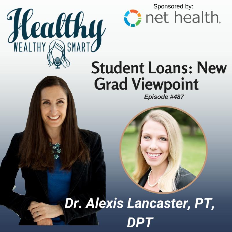 487: Dr. Lex Lancaster: Student Loan Debt