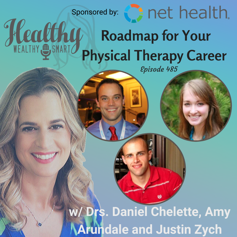 485: Physical Therapy Career Roadmap