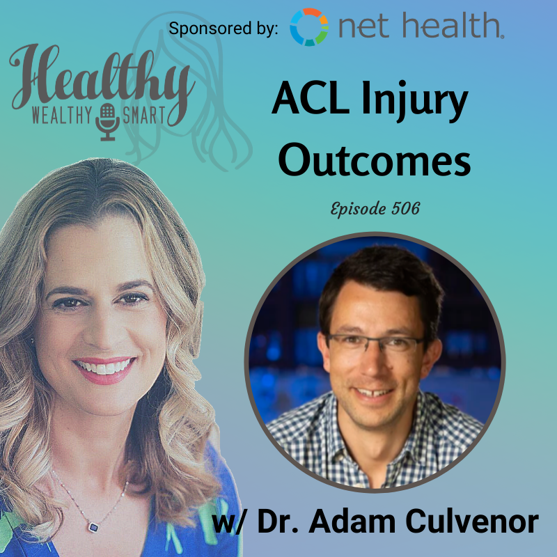506: Dr. Adam Culvenor: ACL Injury Outcomes