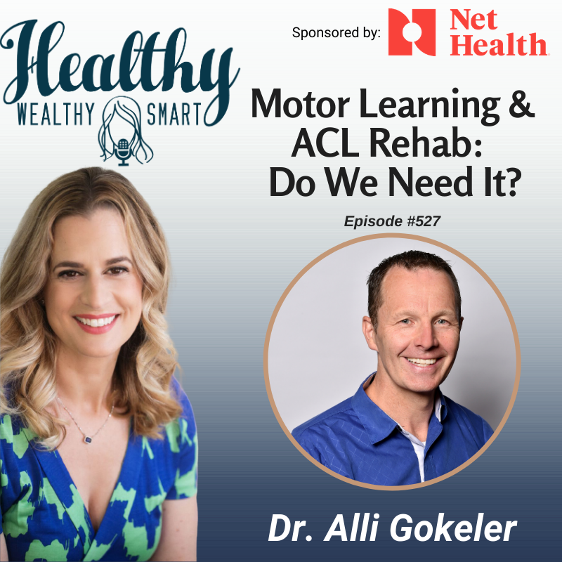 527: Dr. Alli Gokeler: Motor Learning & ACL Rehab: Do We Need It?