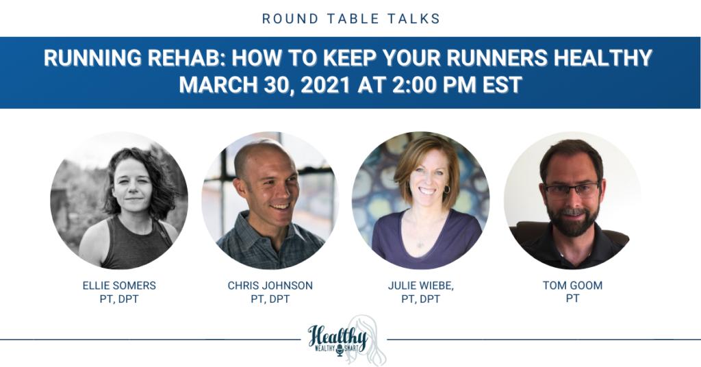 Running Round Table talk