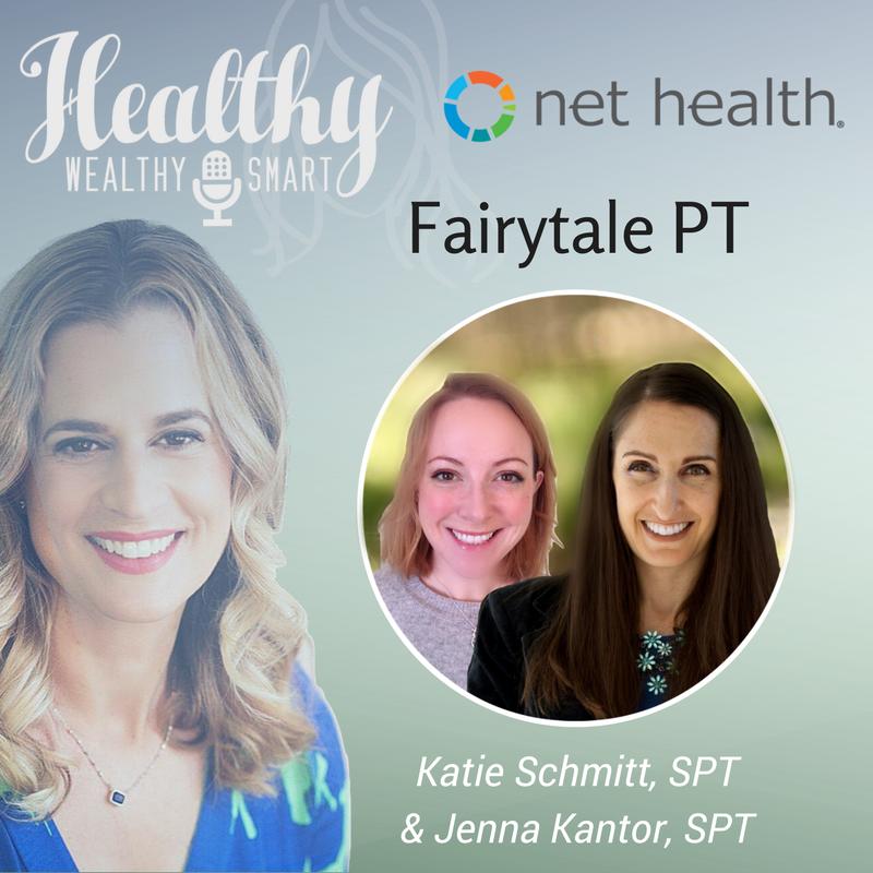 323: Fairytale PT w/ Jenna Kantor & Katie Schmitt, SPTs