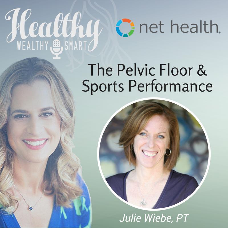 321: Julie Wiebe, PT: The Pelvic Floor & Sports Performance