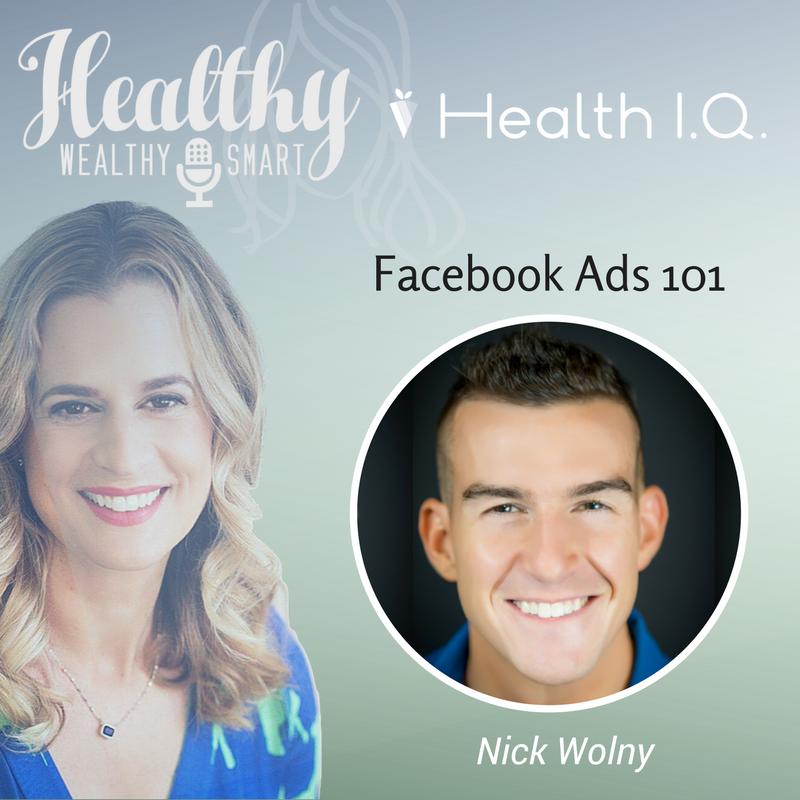 322: Nick Wolny: Facebook Ads 101
