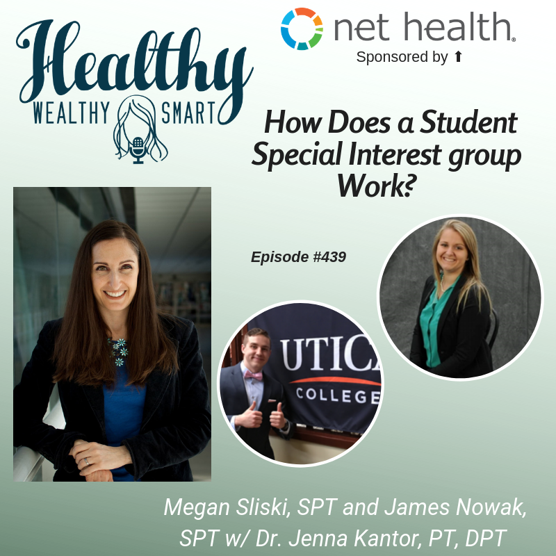 439: How Does a Student Special Interest Group Work?