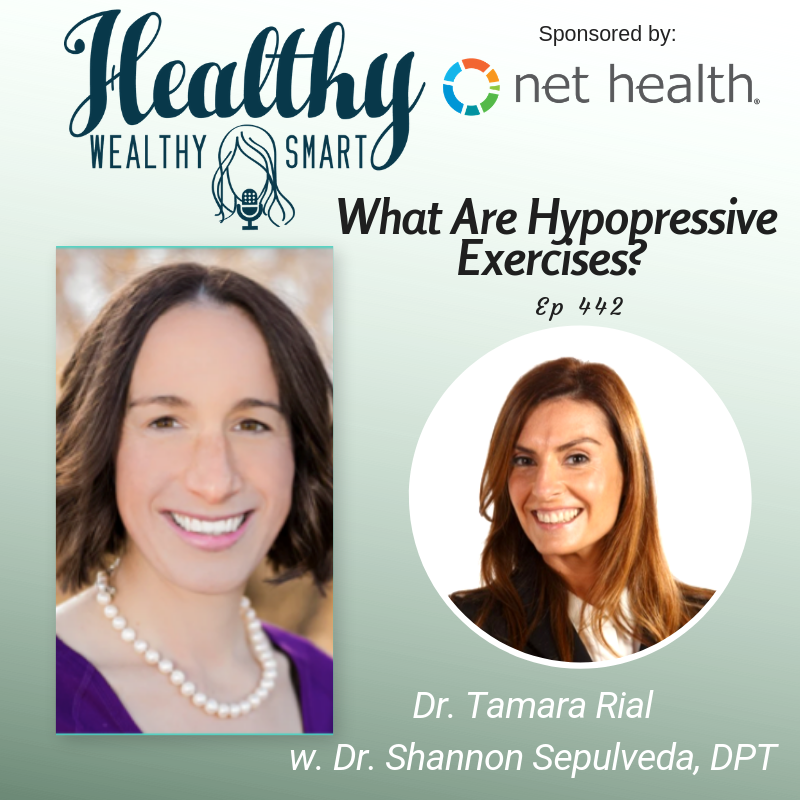 442: Dr. Tamara Rial: What are Hypopressive Exercises?