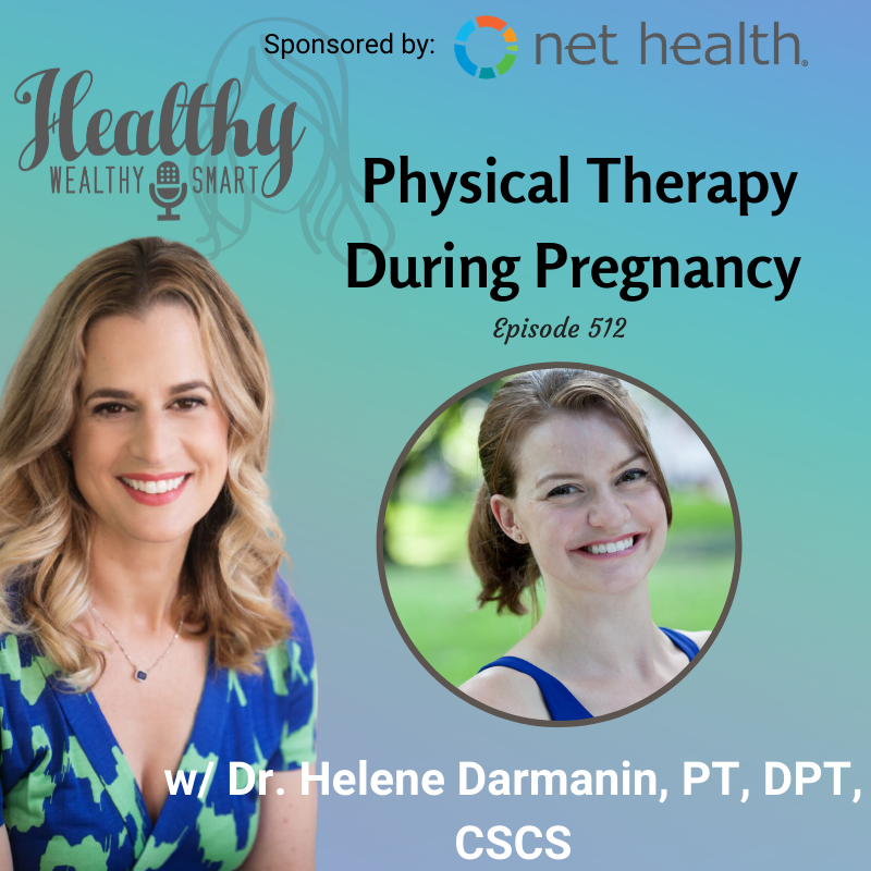 512: Dr. Helene Darmanin: Physical Therapy During Pregnancy