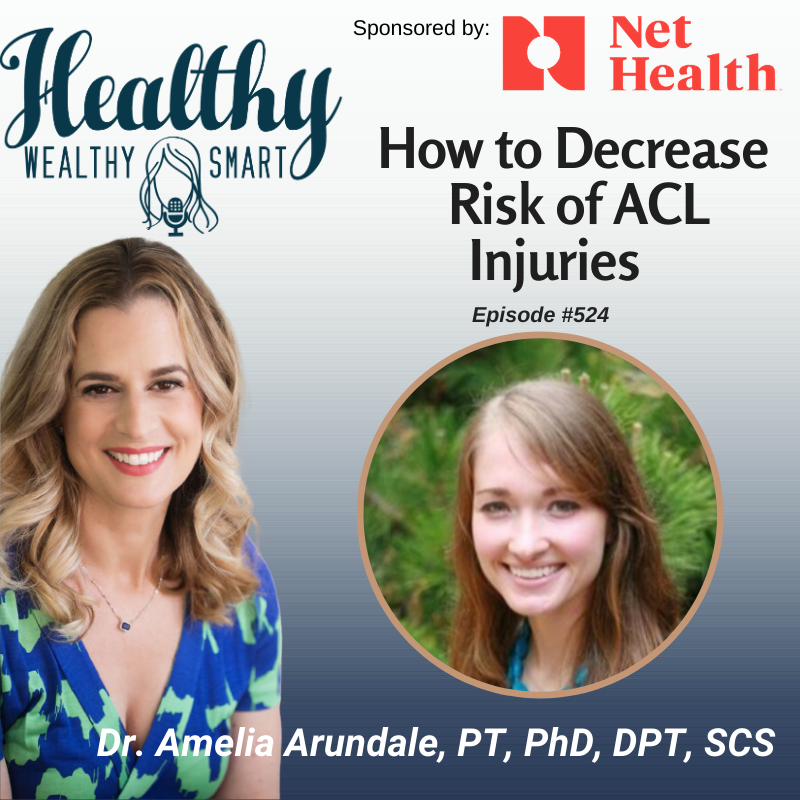 524: Dr. Amy Arundale: How to Decrease Risk of ACL Injuries