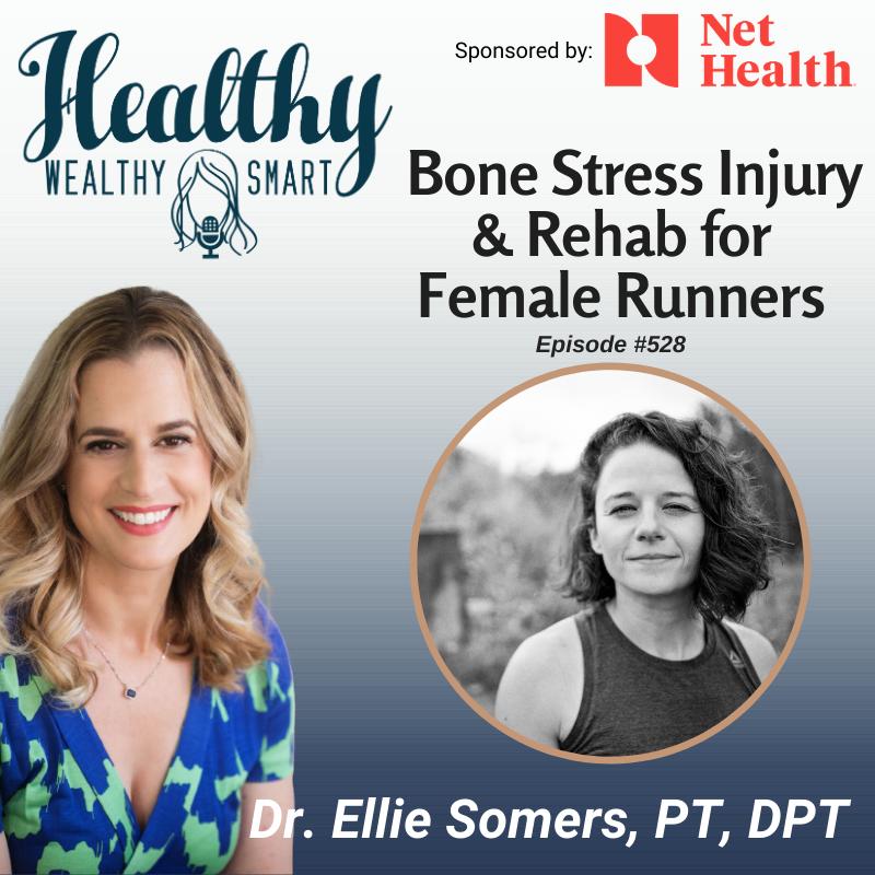 528: Dr. Ellie Somers: Bone Stress Injury & Rehab in Female Runners