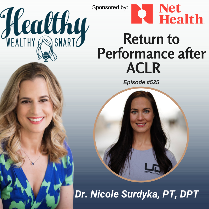525: Dr. Nicole Surdyka: Return to Performance After ACLR