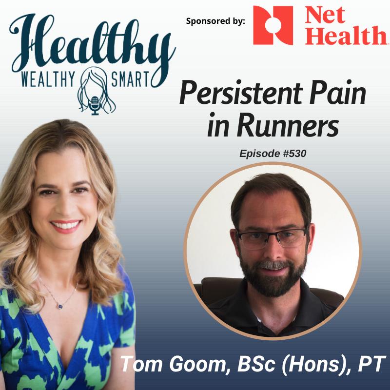 530: Tom Goom: Persistent Pain in Runners