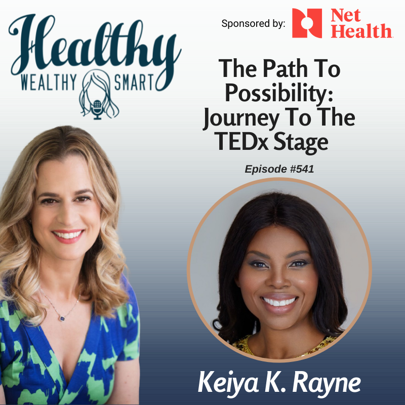 541: Keiya K. Rayne: The Path To Possibility: Journey To The TEDx Stage